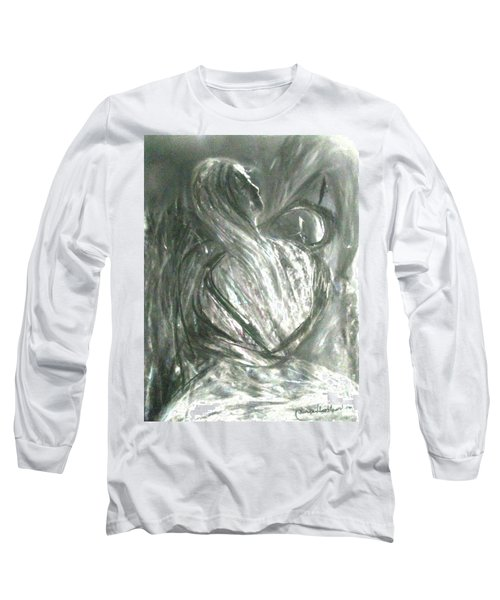 Light And Shadow Long Sleeve T-Shirt
