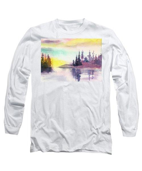 Light N River Long Sleeve T-Shirt