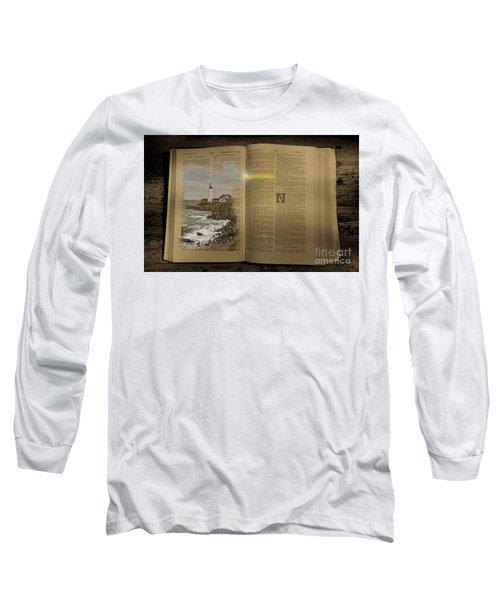 Light Of The World Long Sleeve T-Shirt