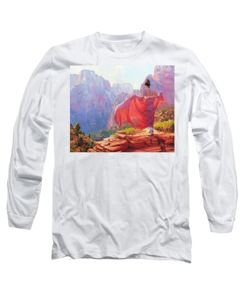 Light Of Zion Long Sleeve T-Shirt