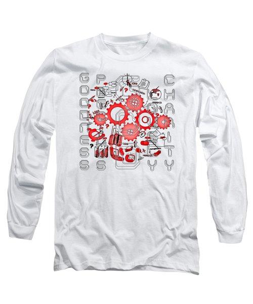 Light United Faith Long Sleeve T-Shirt