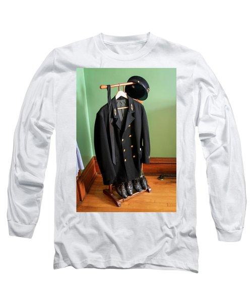 Lighthouse Keeper Uniform Long Sleeve T-Shirt