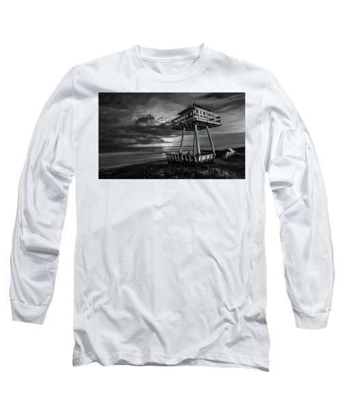 Lightning Watch Tower Long Sleeve T-Shirt