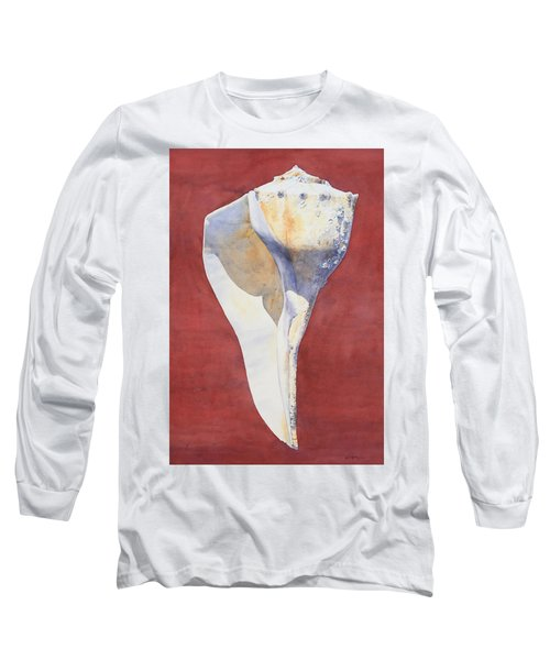 Lightning Whelk Conch I Long Sleeve T-Shirt