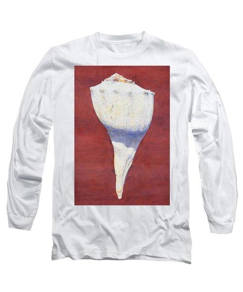 Lightning Whelk Conch II Long Sleeve T-Shirt
