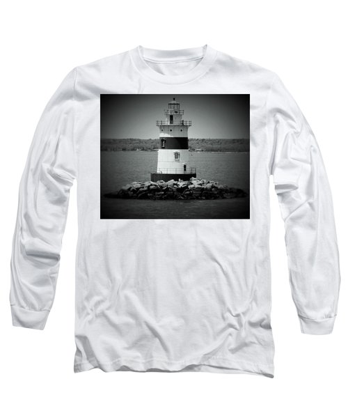 Lights Out-bw Long Sleeve T-Shirt