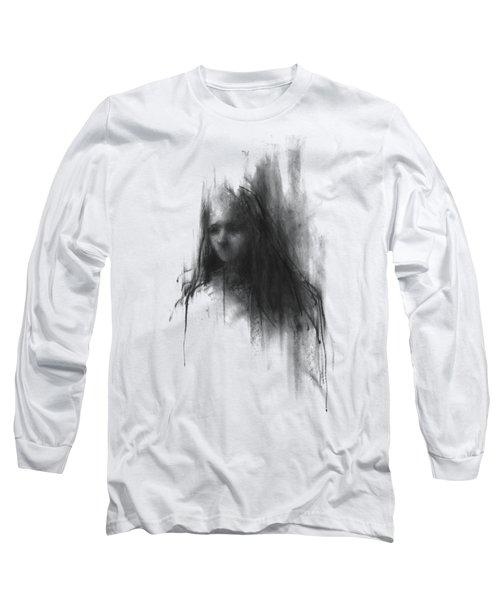 Like A Girl Long Sleeve T-Shirt by Bruno M Carlos