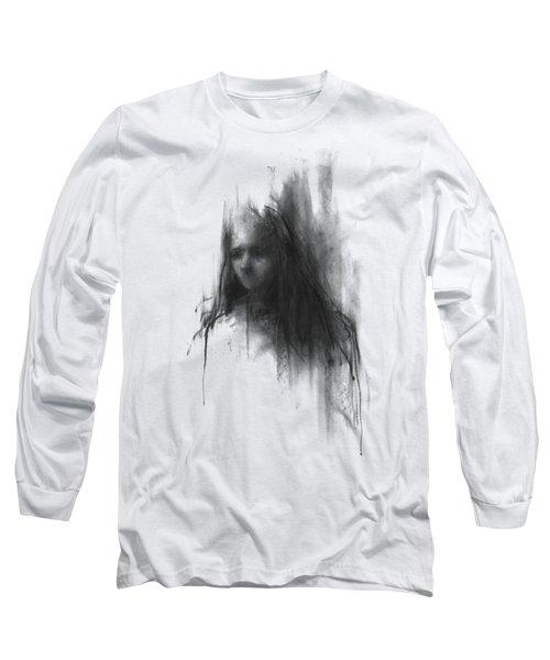 Like A Girl II Long Sleeve T-Shirt by Bruno M Carlos