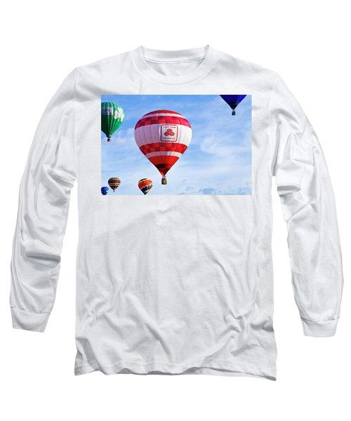 Like A Good Neighbor Long Sleeve T-Shirt
