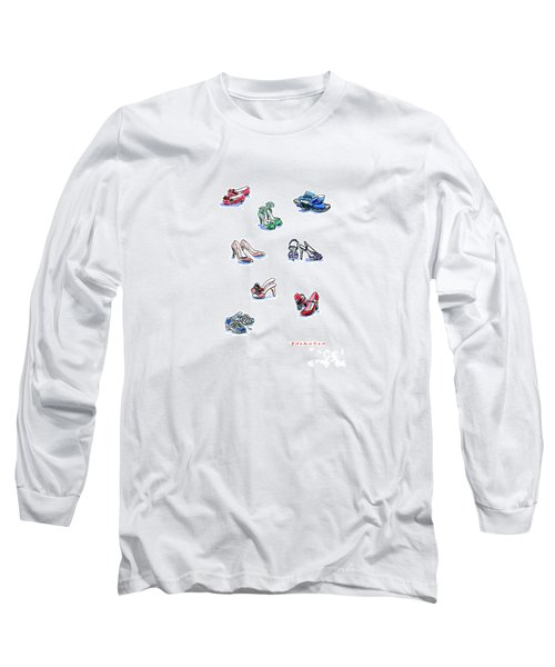 L'il Shoes Long Sleeve T-Shirt