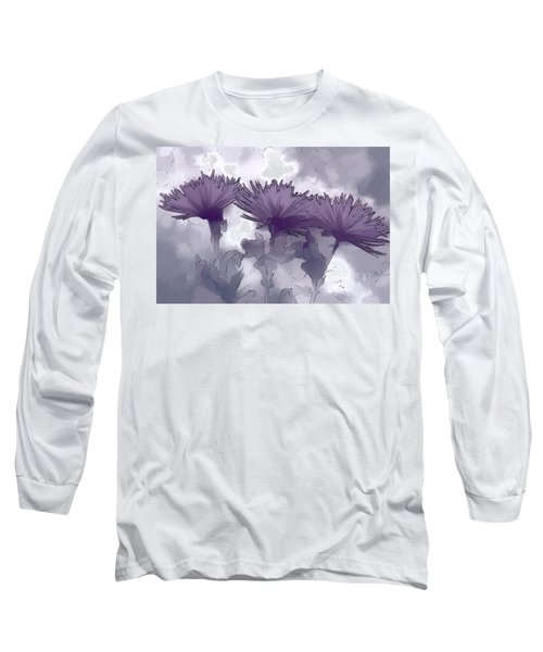 Lilac Fancy Long Sleeve T-Shirt