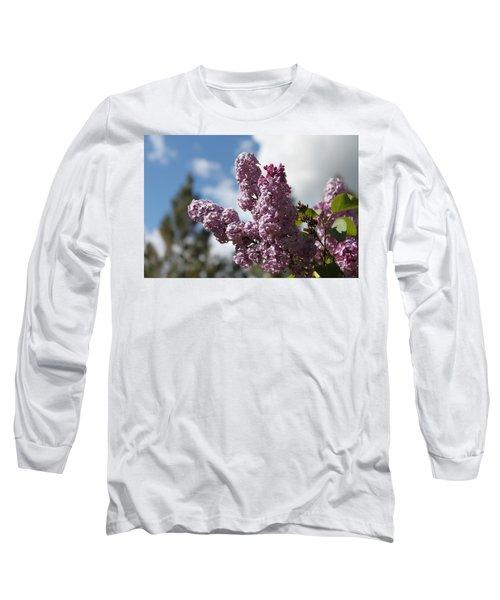 Lilacs 5547 Long Sleeve T-Shirt