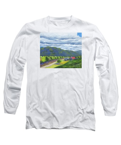 Lil's Place Long Sleeve T-Shirt by Anne Marie Brown