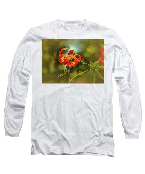 Lily #h8 Long Sleeve T-Shirt