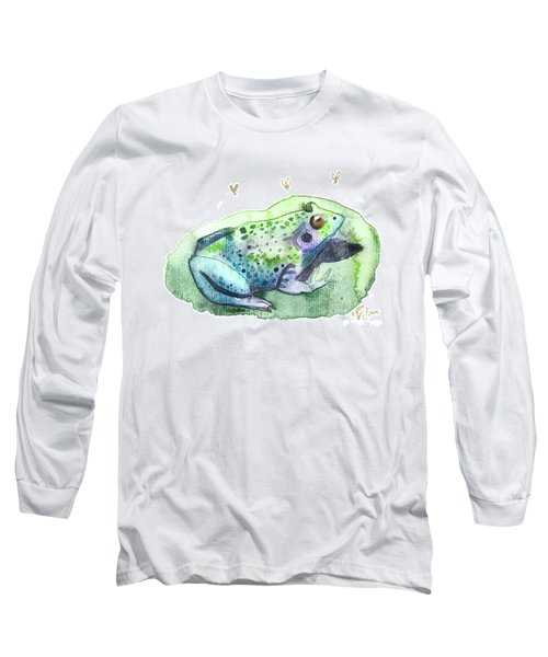 Lily Padded Long Sleeve T-Shirt