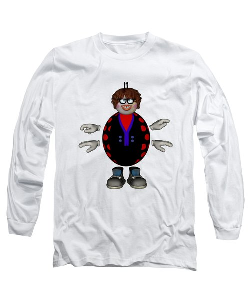 Lily The Ladybug Long Sleeve T-Shirt