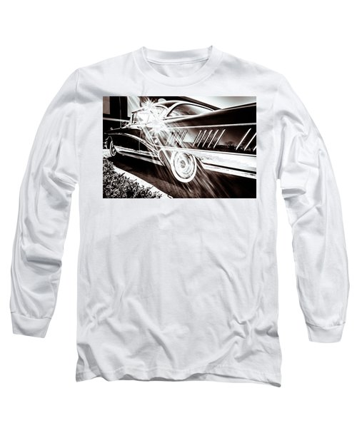 Long Sleeve T-Shirt featuring the photograph Limited by Wade Brooks