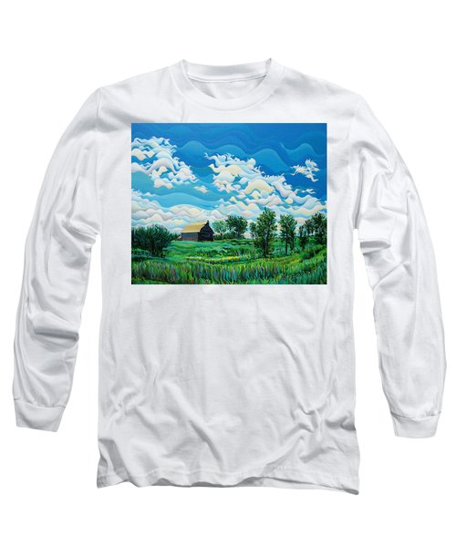 Limitless Afternoon Dreams Long Sleeve T-Shirt