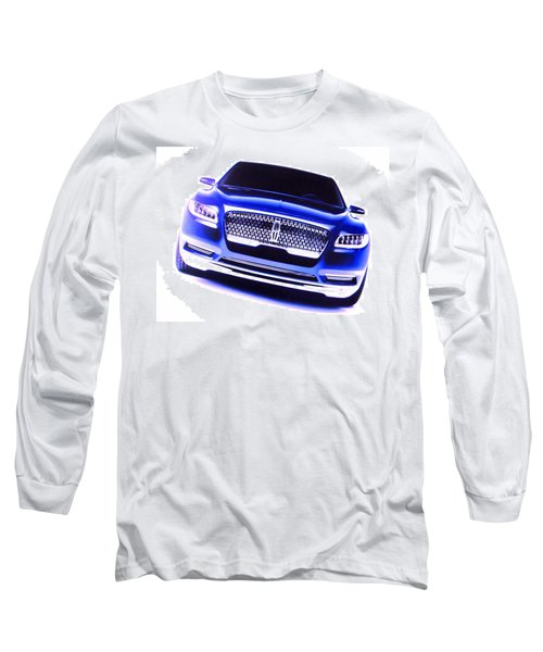 Lincoln Continental Long Sleeve T-Shirt