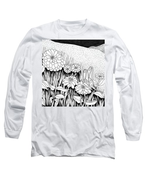 Linda's Garden Long Sleeve T-Shirt