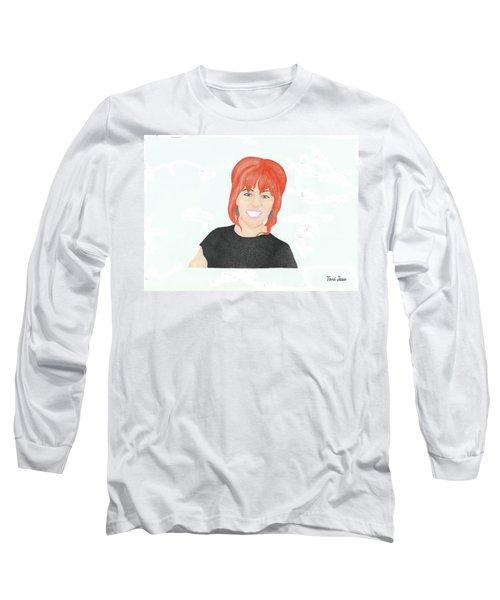 Lindsey Stirling Long Sleeve T-Shirt