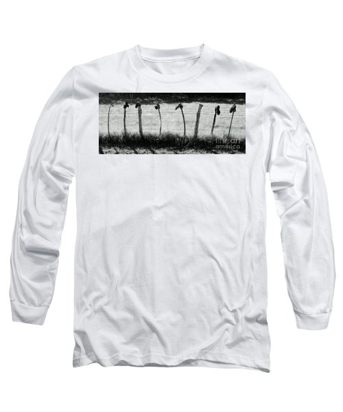 Line Dancing Long Sleeve T-Shirt