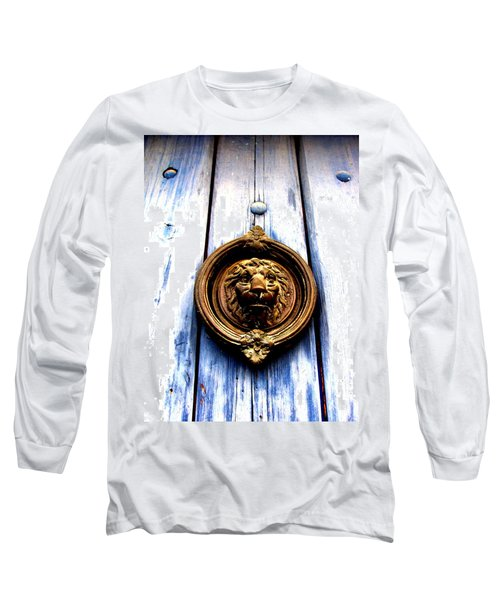 Lion Dreams Long Sleeve T-Shirt