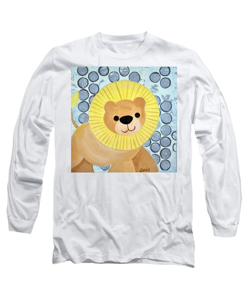 The Blessing Of The Lion Long Sleeve T-Shirt