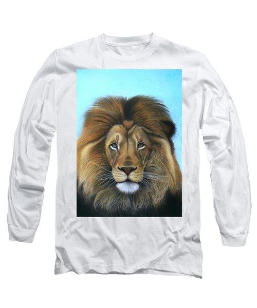 Lion - The Majesty Long Sleeve T-Shirt