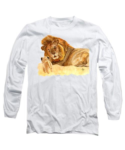 Lions Long Sleeve T-Shirt