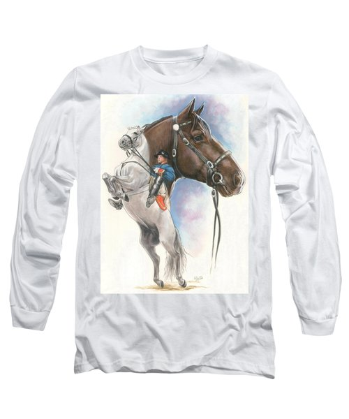 Lippizaner Long Sleeve T-Shirt