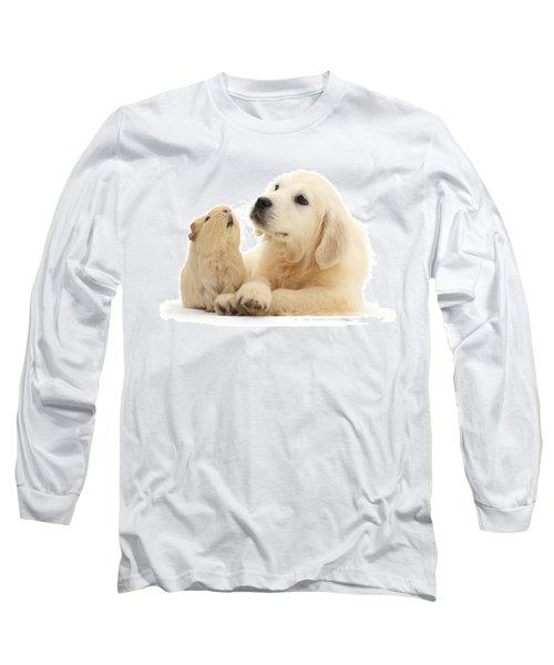 Listen When I'm Tellin Ya Long Sleeve T-Shirt