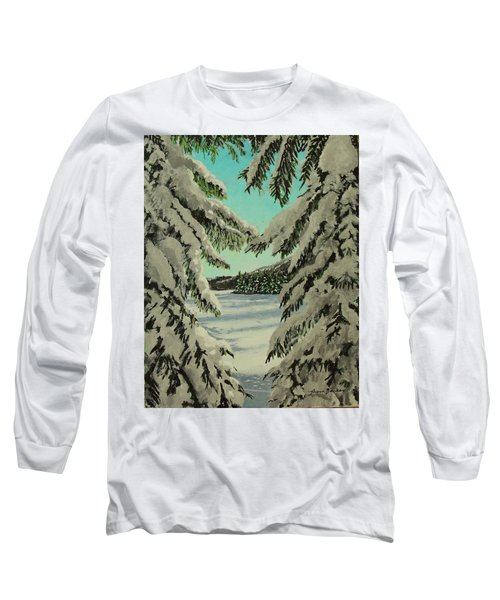 Little Brook Cove Long Sleeve T-Shirt