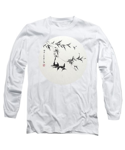 Little Dance - Round Long Sleeve T-Shirt