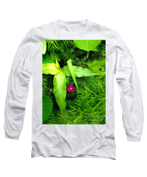 Little Flower Long Sleeve T-Shirt