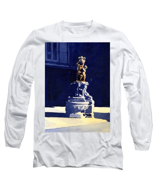 Little Fountain Long Sleeve T-Shirt