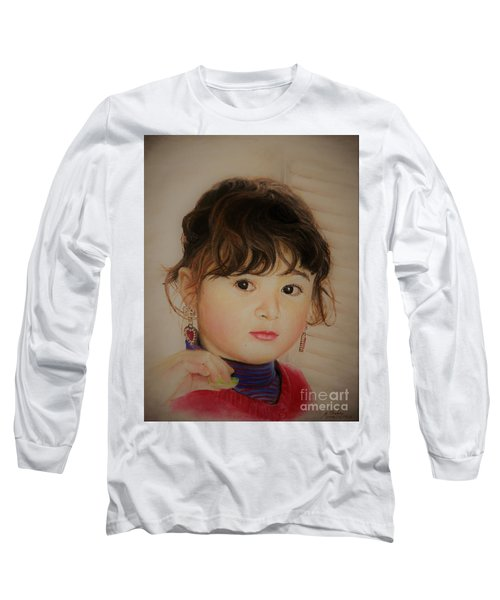 Little Girl Long Sleeve T-Shirt