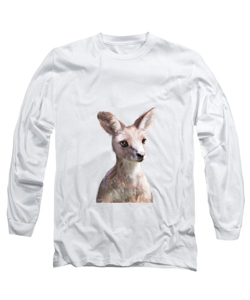 Little Kangaroo Long Sleeve T-Shirt