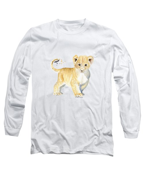 Little Lion Long Sleeve T-Shirt