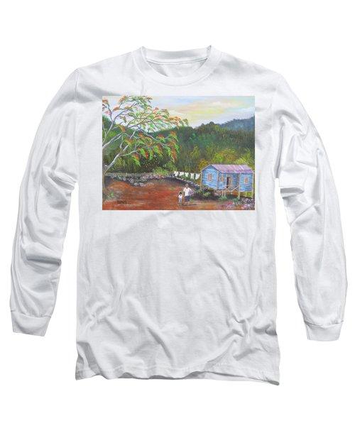 Little Paradise Long Sleeve T-Shirt