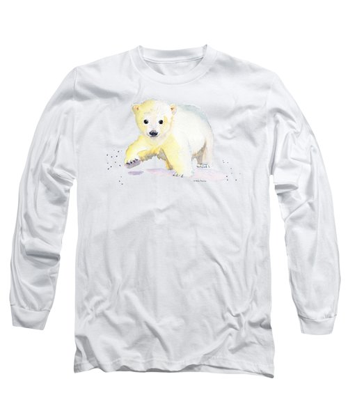 Little Polar Bear Long Sleeve T-Shirt