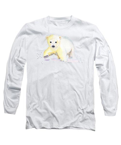 Little Polar Bear Long Sleeve T-Shirt