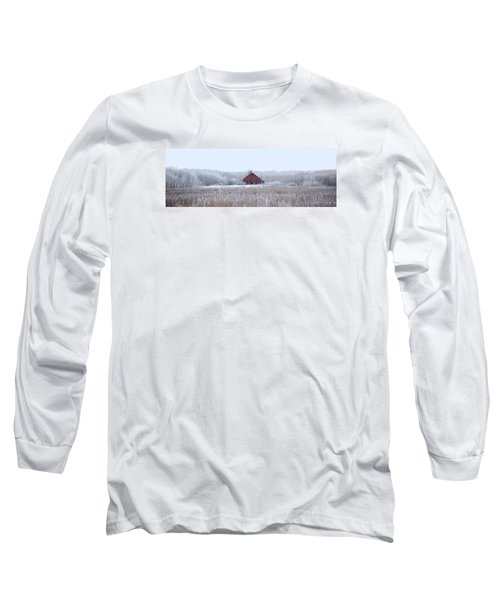 Little Red House Long Sleeve T-Shirt