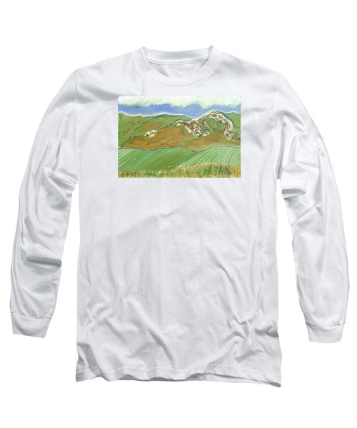 North Of The Coast Road Long Sleeve T-Shirt