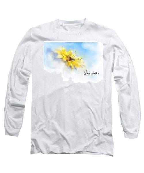 Little Sketch-1 Long Sleeve T-Shirt