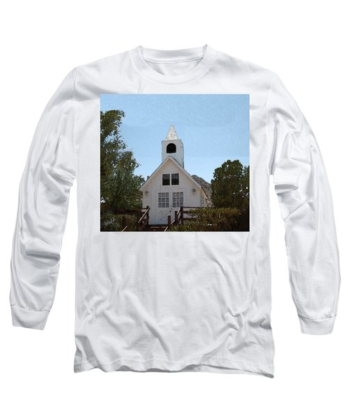 Little White Church Long Sleeve T-Shirt