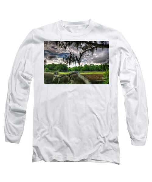 Live Oak Marsh View Long Sleeve T-Shirt