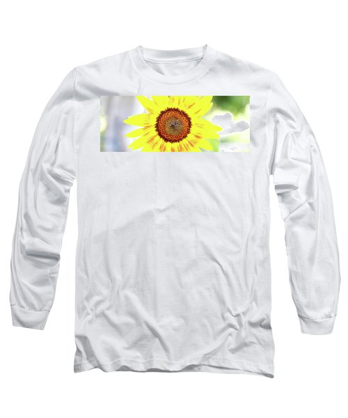 Live Simply Bloom Wildly Long Sleeve T-Shirt