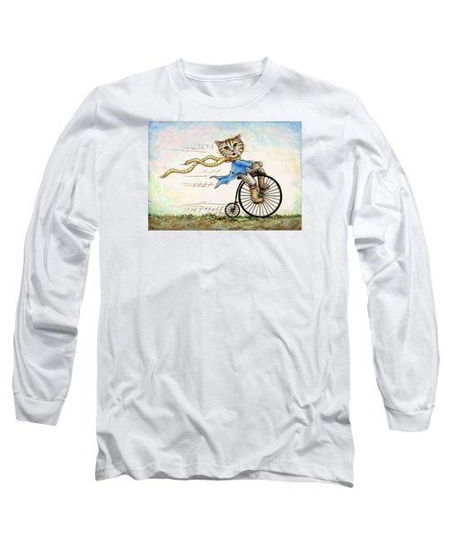 Living Flamboyantly Long Sleeve T-Shirt