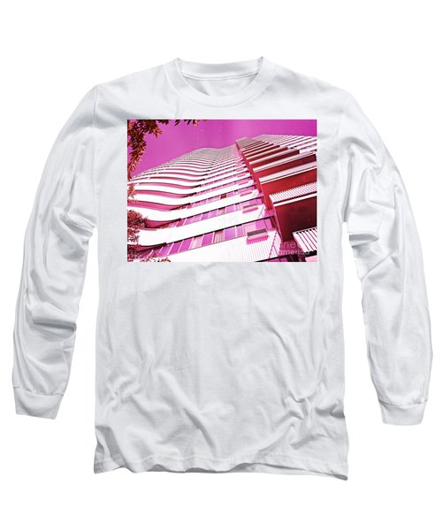 Living Pink Long Sleeve T-Shirt